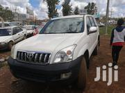 Toyota Land Cruiser Prado 2009 White | Cars for sale in Kiambu, Township C