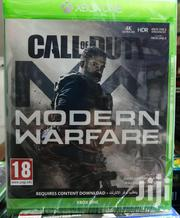 Xbox One Call Of Duty Modern Warfare Latest | Video Games for sale in Nairobi, Nairobi Central