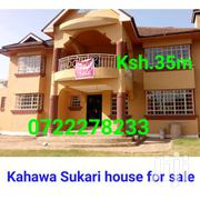 Hello, Kahawa Sukari House For Sale Overlooking Superhighway | Houses & Apartments For Sale for sale in Nairobi, Kahawa West