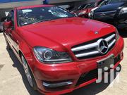 Mercedes-Benz C250 2013 Red | Cars for sale in Mombasa, Tudor