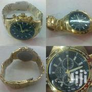 Black And Gold Edifice | Watches for sale in Homa Bay, Mfangano Island