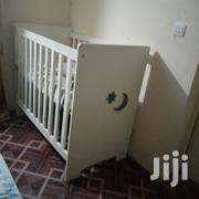 White Baby Bed | Children's Furniture for sale in Mombasa, Tudor