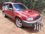 Subaru Forester 2004 Red | Cars for sale in Nairobi, Nairobi Central