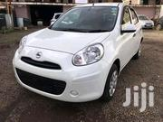 Nissan March 2012 White | Cars for sale in Mombasa, Likoni