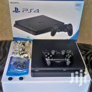 Sony Playstation 4 Slim 500GB PS4 - Jet Black   Video Game Consoles for sale in Nairobi, Nairobi Central