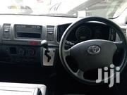 Toyota HiAce 2011 White   Buses & Microbuses for sale in Nairobi, Parklands/Highridge