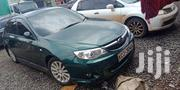 Subaru Impreza 2010 Green | Cars for sale in Nairobi, Harambee