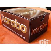 Korobo 1 1/4 Brown Rolling Paper | Tools & Accessories for sale in Nairobi, Westlands