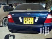 Toyota Corolla 2008 Blue | Cars for sale in Machakos, Athi River