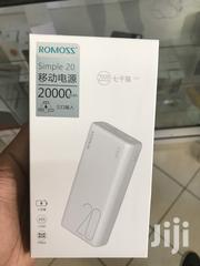 Romoss Powerbank 20,000mah | Accessories for Mobile Phones & Tablets for sale in Nairobi, Nairobi Central