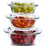 3 Pc Glass Casserole Dishes | Kitchen & Dining for sale in Nairobi, Nairobi Central