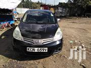 Nissan Note 2010 1.4 Black | Cars for sale in Nairobi, Parklands/Highridge