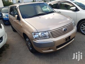Toyota Succeed 2012 Gold