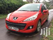 New Peugeot 207 2012 1.4 XR Red | Cars for sale in Nairobi, Karura