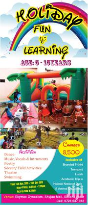 Kids Holiday Fun And Learning Program | Child Care & Education Services for sale in Nairobi, Umoja II