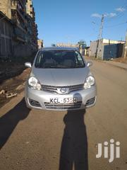 Nissan Note 2010 1.4 Silver   Cars for sale in Nairobi, Lower Savannah