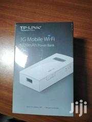 Tp-link M5360 - 3G Mobile Wifi, 5200mah Power Bank - White | Accessories for Mobile Phones & Tablets for sale in Nairobi, Nairobi Central