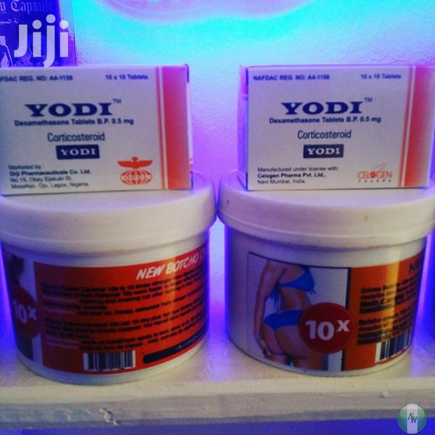 Yodi+Botcho Cream For Hips And Butt Enlargement