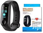 Mi Plus M3 Smart Band Blood Pressure And Heart Rate Measure | Smart Watches & Trackers for sale in Nairobi, Lavington
