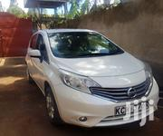 Nissan Note 2012 1.4 White | Cars for sale in Nairobi, Pangani