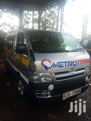 Toyota HiAce 2009 Silver | Buses for sale in Nairobi, Nairobi Central