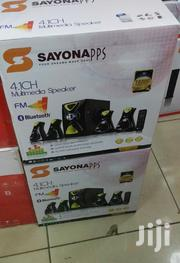 Sayona Subwoofer 4.1 SHT1149BT 15500W PMPO Bluetooth | Audio & Music Equipment for sale in Nairobi, Nairobi Central