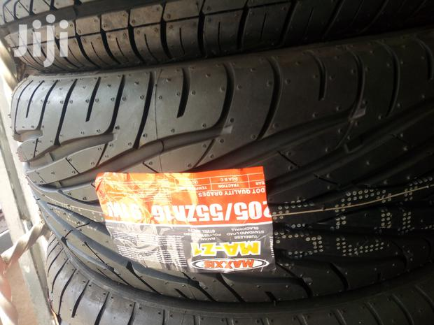 Tyre 205/55 R16 Maxxis