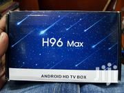 H96 Max Android TV Box 4gb 32gb | TV & DVD Equipment for sale in Nairobi, Nairobi Central