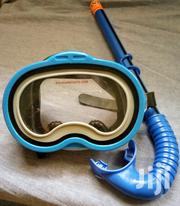 Diving Mask With Snorkel | Sports Equipment for sale in Kericho, Litein