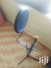 Microphone Stand With A Pop Filter   Audio & Music Equipment for sale in Nairobi, Nairobi Central