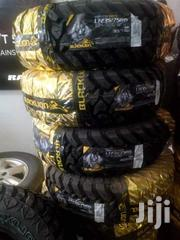 235/75/15 Blacklion MT Tyres Is Made In China | Vehicle Parts & Accessories for sale in Nairobi, Nairobi Central