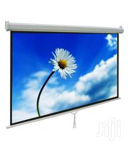 Manual Wall Mount Screen. | TV & DVD Equipment for sale in Nairobi, Nairobi Central