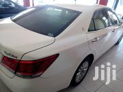 Toyota Crown 2014 White   Cars for sale in Mombasa, Tudor