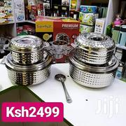 4 Pieces Stainless Steel Hot Pots | Kitchen & Dining for sale in Nairobi, Nairobi Central