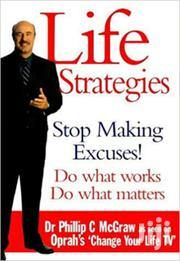 Life Strategies-dr Phillip Mcgraw | Books & Games for sale in Nairobi, Nairobi Central