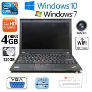 Laptop Lenovo ThinkPad X220 4GB Intel Core i5 HDD 320GB | Laptops & Computers for sale in Nairobi, Nairobi Central