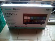 "Hisense""55 Inches Smart 4k 