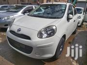 Nissan March 2012 White | Cars for sale in Nairobi, Kilimani