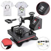 5 In 1 Combo Heat Press Sublimation Transfer Machine | Printing Equipment for sale in Nairobi, Nairobi Central
