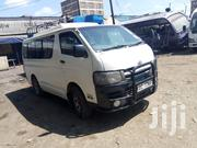 Toyota HiAce 2009 White | Buses for sale in Nairobi, Roysambu