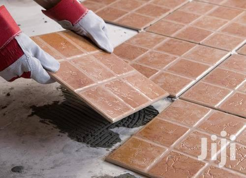 Professional Tiles Fixing Contractor Services