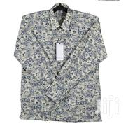 Men Floral Long Sleeve Shirts | Clothing for sale in Nairobi, Nairobi Central