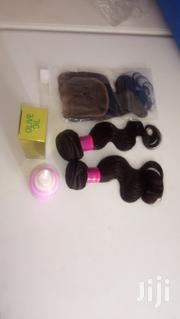 Get the Set of Human Hair Weave,Spray and Oil at 13000 Shillings. | Hair Beauty for sale in Nairobi, Roysambu