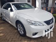 Toyota Mark X 2012 White | Cars for sale in Nairobi, Lavington