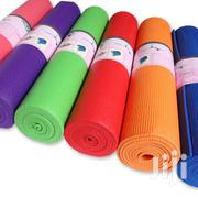Latex-Free and Non-Slip Yoga Mat | Sports Equipment for sale in Nairobi, Nairobi Central