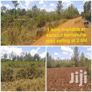 1 Acre 1km From Makuyu Tarmac Road | Land & Plots For Sale for sale in Murang'a, Makuyu