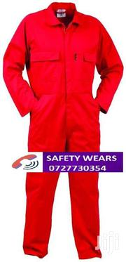 Zipped Red Overalls | Clothing for sale in Nairobi, Nairobi Central