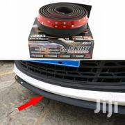 Universal Bumper Lip Scratch Protector: For Toyota,Nissan,Subaru,Bmw | Vehicle Parts & Accessories for sale in Nairobi, Nairobi Central