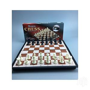 Brains Learning Educational Chess Game Board Toys Games - Small or Big