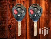 Toyota Remote Key   Vehicle Parts & Accessories for sale in Nyeri, Rware